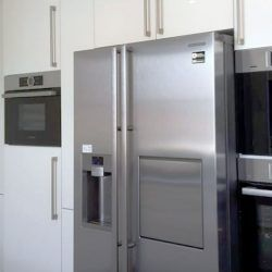 Hausen Side-by-Side Küchenstudio Blank